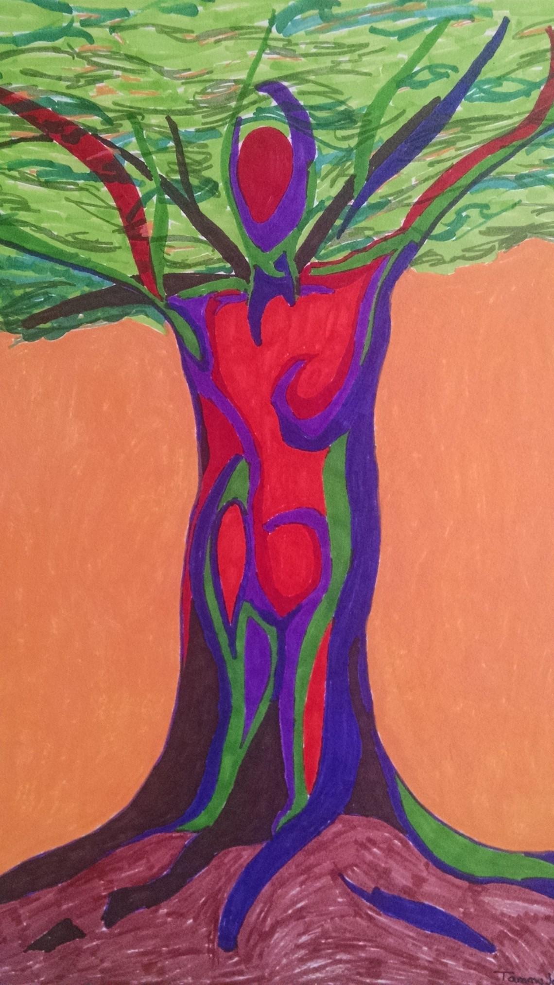 feminine-tree