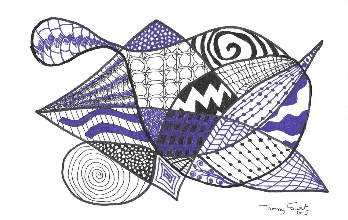 3-color-zentangle-101